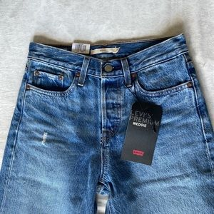 NWT levis